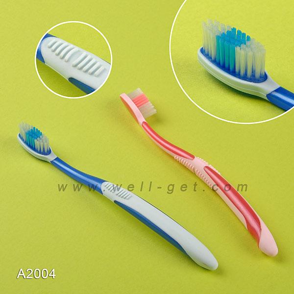 牙刷手绘设计图