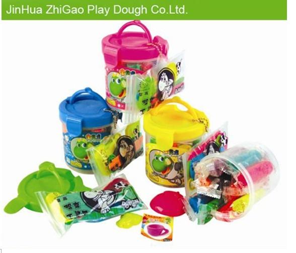 儿童益智玩具 橡皮泥 彩泥