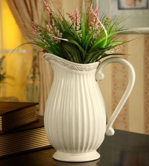陶瓷手绘花瓶