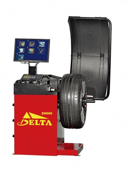 tire dismounting machine