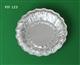 Aluminum foil bowl