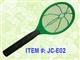 Plastic mosquito swatter
