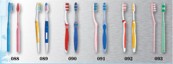 牙刷手绘素描图