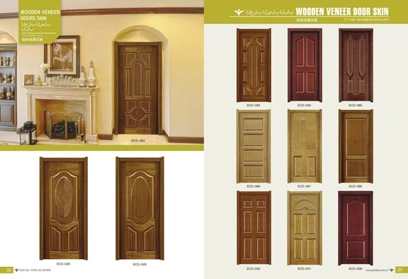 Yongjie import export co ltd in the the 20th china yiwu for Door design in pakistan