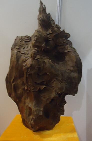 义乌市陈有义木雕工作室