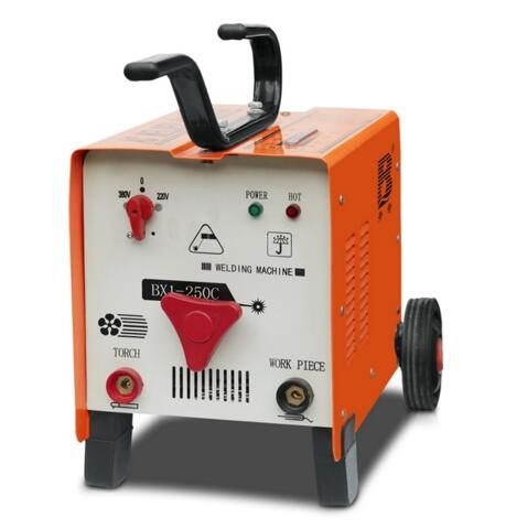 电焊机4管lgbt原理电路图