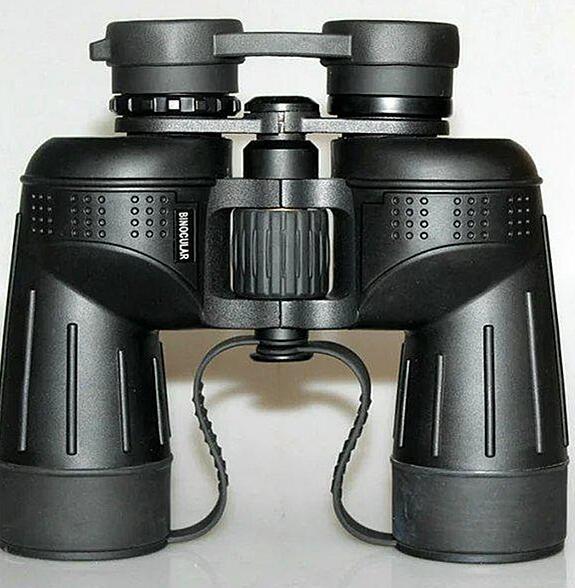 单筒望远镜 手绘