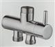 淋浴柱分水器